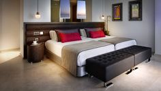 Hard Rock Hotel's Ibiza outpost steals the entertainment scene on Playa d'en Bossa, giving guests an all-access pass