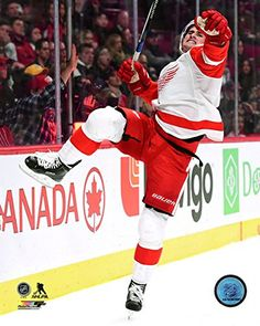 91d98c700 Dylan Larkin Red Wings Poster Red Wings Hockey