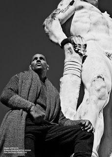 Antonio Ciano para LUI Magazine Octubre 2015