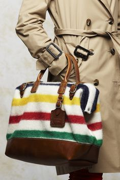 HBC Fuels New Era at The Bay and Lord & Taylor - Hudson's Bay Company's signature Billy Kirk bag