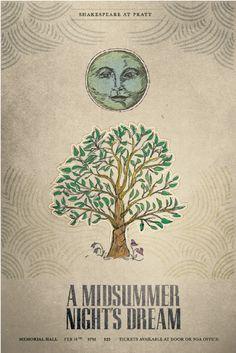 A Midsummer Night's Dream. Shakespeare at Pratt by Rosie Pringle