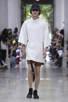 Etudes Menswear Spring Summer 2017 Paris
