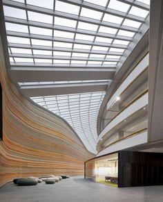 #architecture. Rotterdam Refinery