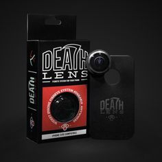 Death Lens Fish Eye 5/5S/6/6 Plus by The Come Up