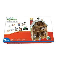 Imaginarium Mighty Big Barn Play Set * This is an Amazon Affiliate link. Be sure to check out this awesome product.