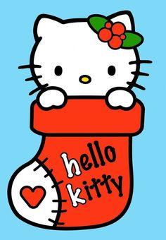 Image in Hello kitty collection by ป่านแก้ว on We Heart It Hello Kitty Drawing, Hello Kitty Art, Hello Kitty Pictures, Sanrio Hello Kitty, Hello Kitty Christmas, Hello Kitty Birthday, Hello Kitty Backgrounds, Hello Kitty Wallpaper, Hello Kitty Tattoos