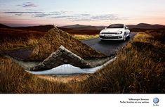 30 Creative Car Ads