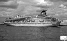 Cruiseschip Ms Artania, Rotterdam