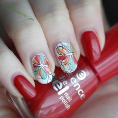 Mielenmaisemia - Flowers Nail Art, Nails, Flowers, Beauty, Finger Nails, Ongles, Nail Arts, Royal Icing Flowers, Beauty Illustration