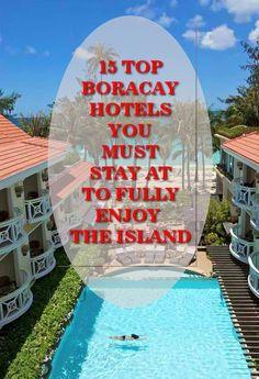 Top Boracay hotels
