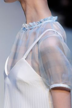 lifeandlamentations:  lifeandlamentations: Christopher Kane S/S 10