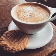 Is there anything better than coffee on a crisp fall morning?