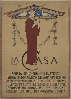 Cambellotti Duilio,1908