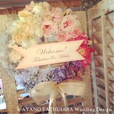 MY STYLE Wedding » 検索結果: » ウェルカム