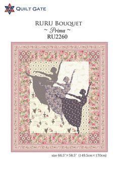 RU2260 Rose Patterns, Appliqué Quilts, Gate, Vintage World Maps, Applique, Fabrics, Diagram, Craft Ideas, Romantic