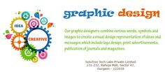 SoluTree Tech Labs has a dedicated team for graphic designing and offers you the best logo design, business cards, banner design, template design, brochure design and anything print to create unforgettable brands