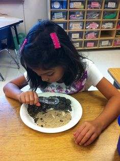 Our next Science Unit was on Natural Resources. We learned about rocks, soil, water, and air. Rocks were one of our favorites. We sorted r. Second Grade Science, First Grade, Grade 1, Kindergarten Science, Teaching Science, Toddler Crafts, Toddler Activities, Preschool Ideas, Social Studies Activities