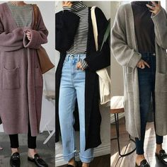 ZAFUL offers a wide selection of trendy fashion style women's clothing. Modern Hijab Fashion, Street Hijab Fashion, Hijab Fashion Inspiration, Muslim Fashion, Korean Fashion, Casual Hijab Outfit, Cardigan Outfits, Casual Outfits, Fashion Outfits