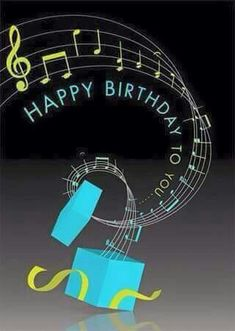 Bild 🎀・☆・𝔤𝔢𝔣𝔲𝔫𝔡𝔢𝔫 𝔞𝔲𝔣・☆ ・𝔇𝔬-𝔦𝔱-𝔶𝔬… – Cumpleaños Happy Birthday Music, Happy Birthday Greetings Friends, Birthday Wishes And Images, Happy Birthday Celebration, Birthday Blessings, Happy Birthday Pictures, Happy Birthday Messages, Happy Birthday Young Man, Happy Birthday Nephew Funny
