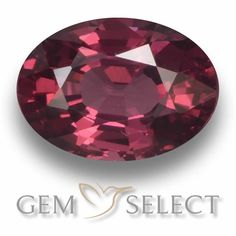 GemSelect features this natural untreated Rhodolite Garnet from Mozambique. This Red Rhodolite Garnet weighs 1.3ct and measures 7.4 x 5.3mm in size. More Oval Facet Rhodolite Garnet is available on gemselect.com  #birthstones #healing #jewelrystone #loosegemstones #buygems #gemstonelover #naturalgemstone #coloredgemstones #gemstones #gem #gems #gemselect #sale #shopping #gemshopping #naturalrhodolitegarnet #rhodolitegarnet #redrhodolitegarnet #ovalgem #ovalgems #redgem #red
