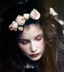 always wear flowers in your hair...