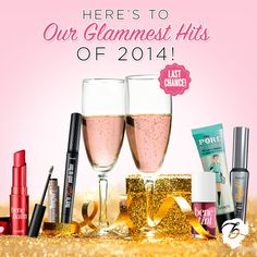 LAST CHANCE to celebrate 2014's Glammest Hits. Pin your Benefit faves to WIN! Sign up here: http://contests.piqora.com/GlammestHits