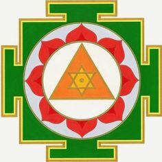 Ganesha Yantra.