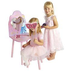 Tocador infantil Disney Princesas. 462DIR, IndalChess.com Tienda de juguetes online y juegos de jardin