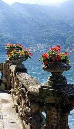 Villa del Balbiannello, Lenno, Lake Como, Italy