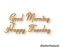 happy tuesday morning quotes | Report inappropriate or offensive image