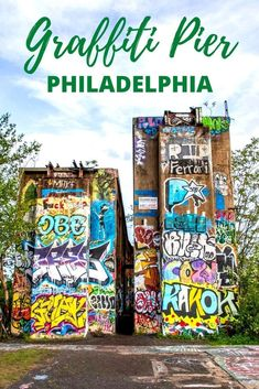 Philadelphia, Pennsylvania, has a unique kind of art gallery that anyone can add to. See what to expect on a visit to Philly's Graffiti Pier.