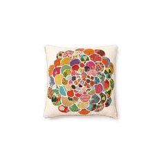 Scrap pillow