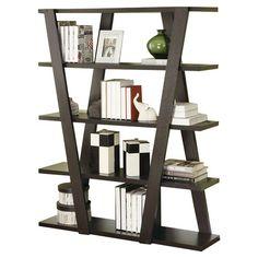 "Found it at Wayfair - 59"" Bookcase http://www.wayfair.com/daily-sales/p/Set-the-Tone%3A-Cool-Neutrals-%26-Earthy-Hues-59%22-Bookcase~CST12461~E20475.html?refid=SBP.rBAZEVVbn6Jcu1SYppUoAjWbuugM30_NhNTrgMwdtUM"