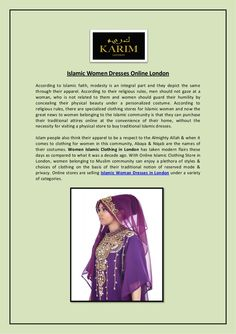 Karim London provides #Online #Islamic #Dresses in London. Visit us today or contact us on 0208 0018049.
