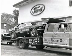 old race car haulers - Page 43 - Yellow Bullet Forums
