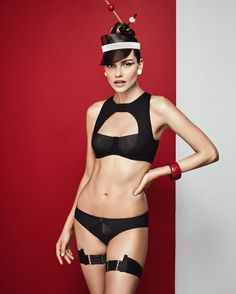 @atelierbordelle SS17 collection available NOW on @brigademondaine  Sports-luxe meets seduction in SS17 Tomoe Bodice bra. Pair with an open-back top for a wearable statement look. #newcollection #ss17 #lingerie #bordelle #intimates #teaser #ss17iscoming #sexy #brigademondaine #moretocome #bordelle #strap #fashion #trendy #new  ph : @benjaminkaufmann_photography | Hair: Charley McEwen | Make-up: @lucyg_makeup | Model: Katerina from Milk Agency | Set Designer: @elenahorn | Styled by our…
