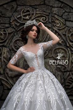Франческа - Belfaso Bridal Designer Belfaso, wedding gowns, wedding dresses, bridal collection 2017-2018, wedding ideas, wedding dress diaries, bride