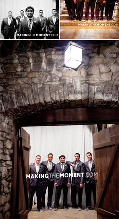 The men - @ Mon Ami Winery in Ohio
