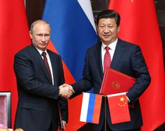 China & Russia Solidify their Alliance and Issue Joint Statement Condemning U.S.