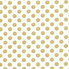 Fitted Baby Sheet - Metallic Gold Dots / Gold Baby Bedding / Gender Neutral Bedding / Standard or Mini Crib Sheets