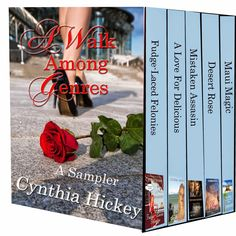 A WALK AMONG GENRES by Cynthia Hickey  http://www.faithfulreads.com/2015/01/saturdays-christian-kindle-books-early_31.html