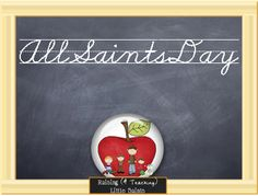 A Colossal Set of Resources on All Saints Day - Maybe I've already pinned it, but a great list Catholic Crafts, Catholic Kids, Catholic Saints, Catholic Homeschooling, Catholic School, Catholic Websites, Catholic Blogs, Teaching Religion, Religion Activities
