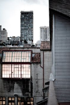 urban san francisco.