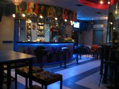 Kafe Bar Milenijum - Šank