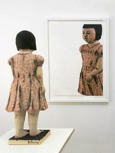 Girl in Pink Dress (view 2), 2007