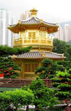 The Nan Lian Garden is one of Hong Kong's must-sees | 10 Great Ways to Explore Hong Kong (Free travel guide)!