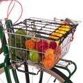 I have this quick release basket by Public and love it.