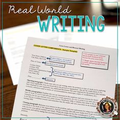 Preparing Students for Life After High School - The Secondary English Coffee Shop Middle School Ela, Middle School English, Life After High School, Common Core Writing, Gymnasium, Teaching Language Arts, Teacher Resources, Teaching Ideas, Writing Resources