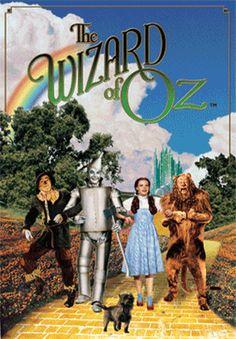 Troldmanden fra Oz Posters på AllPosters.dk