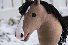selfmade hobbyhorse 11/2016